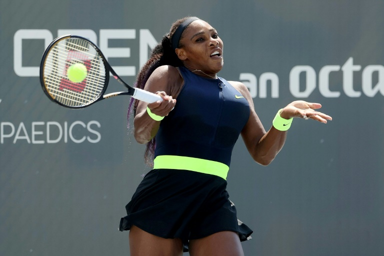 WTA: Serena Williams sortie par la 116e mondiale en quarts à Lexington