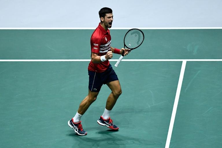 Coupe Davis: la Serbie égalise à 1-1 contre la Russie en quarts