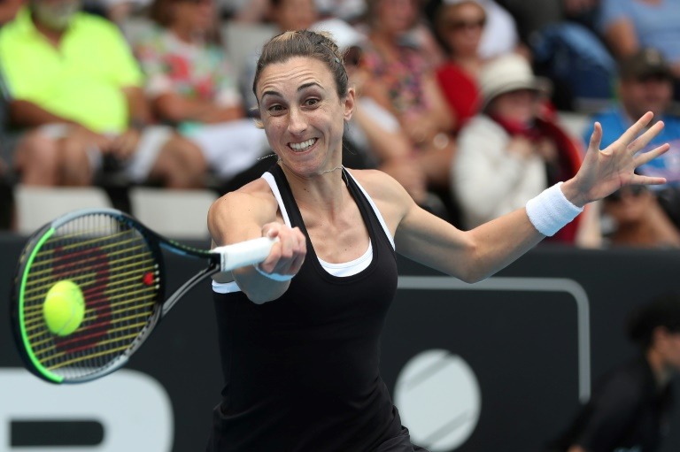 Second-seed Martic first big name to fall in Auckland