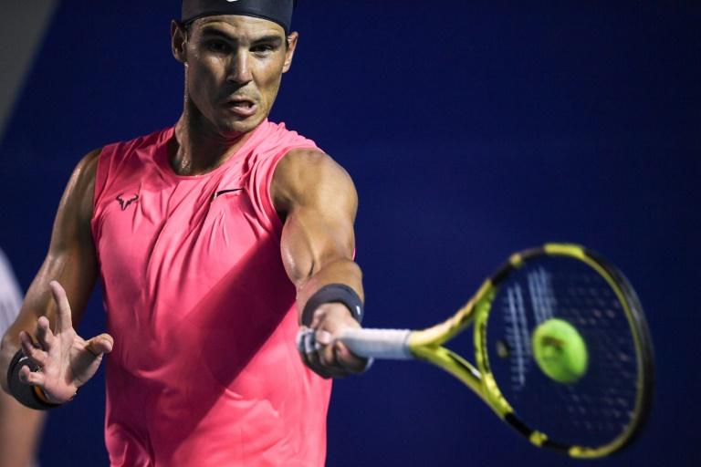 ATP: Nadal enchaîne et file en demi-finales à Acapulco