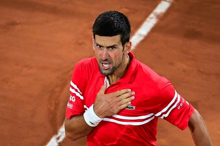 Djokovic v Nadal for 58th time at French Open as Sakkari ends Swiatek defence