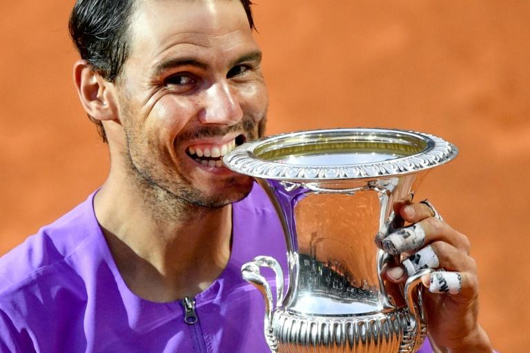 Djokovic abdique: Nadal reste l'empereur de Rome
