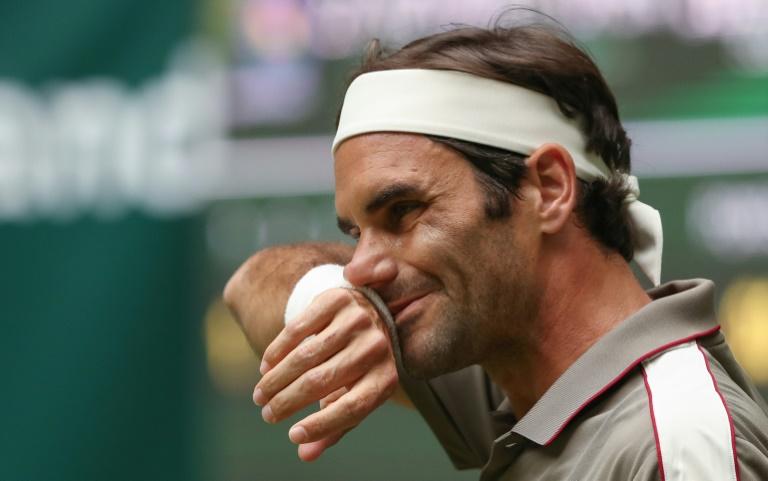 ATP: Federer a rendez-vous avec Tsonga au 2e tour à Halle