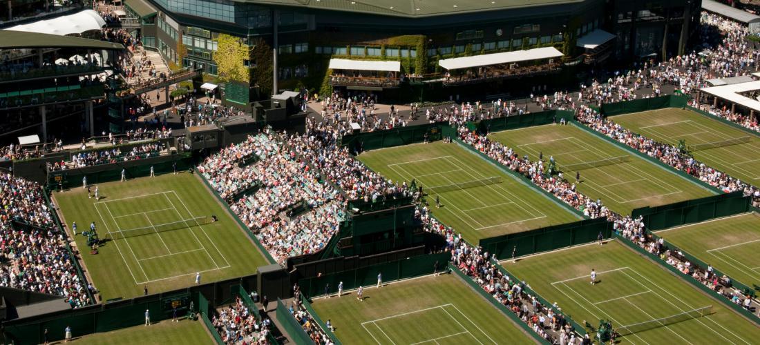 Tableau Wimbledon 2019